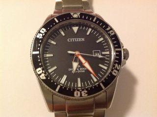 Citizen Eco - Drive Promaster Bn0100 - 51e 20atm Bild