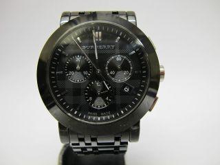 Burberry Bu1771 Armbanduhr Herrenarmbanduhr Keramik Ceramic Bild