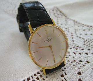 Armbanduhr Eterna Matic 3000 Gold Schweiz Suisse Automatikuhr Zustand: Gut Bild