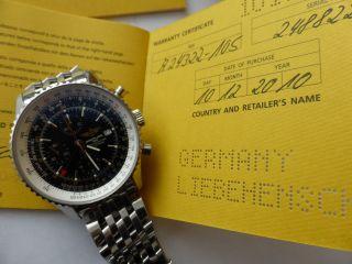 Breitling Chronometre Navitimer Bild