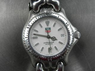 Orig.  Tag Heuer Professional 200 Meters Top Bild
