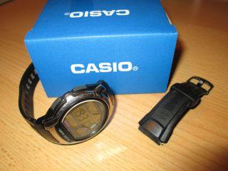 Casio Wave Ceptor Wv - 58e - 1avef Armbanduhr Für Herren Funkuhr Wasserdicht Digital Bild