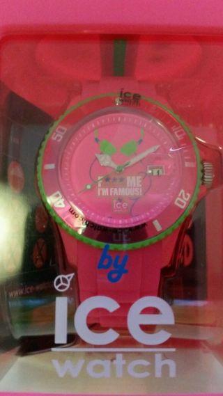 Ice Watch Uhr F Me I´m Famous Unisex Pink Ovp Uvp 119€ Bild