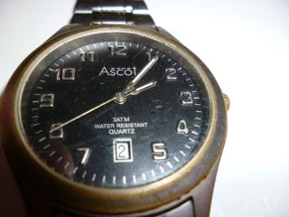 Armbanduhr Ascot Serie 0398 Bild