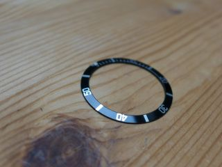 Insert,  Inlay,  Rolex Submariner 1680,  1665,  5512,  5513, Bild
