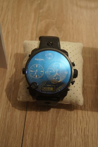 Diesel Herren - Armbanduhr Xl Mr.  Daddy Bild