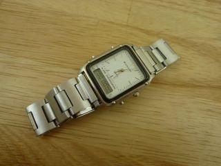 Junghans Alarm Chronograph Herren Armbanduhr Bild