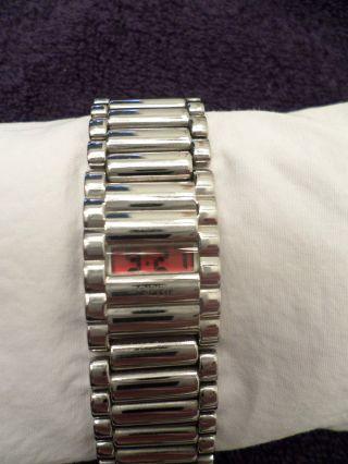 Esprit Damen Armbanduhr Lcd Batterie Bild
