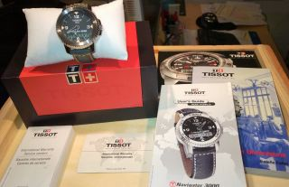 Tissot Navigator 3000 Touch Swiss Made Bild