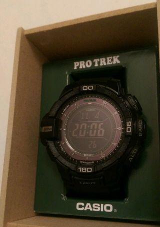 Casio Pro Trek Prg - 270 - 1aer Wie Bild