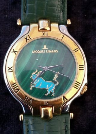 Jaques Lemans Lederband,  Top Bild