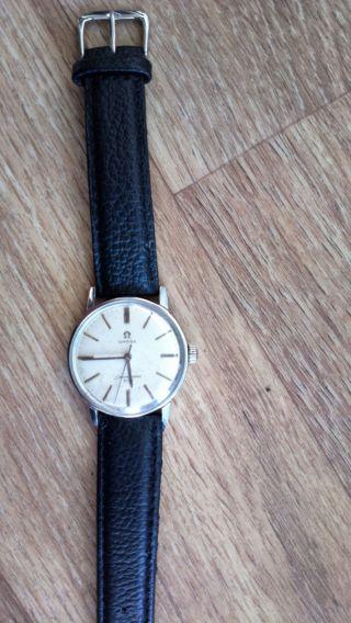 Omega Seamaster 600 Kaliber 601 Orginal Schöne Flache Uhr Bild