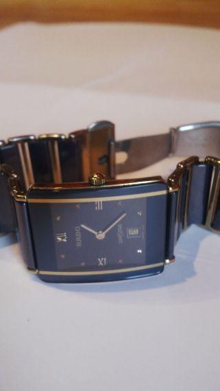 Rado Diastar Unisex Armbanduhr Bild