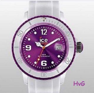 Weihnachts - Angebot Ice Watch Ice White Purple Unisex,  Si.  Wv.  U.  S.  11 (von Privat) Bild