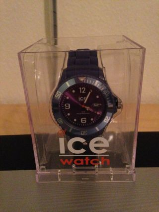 Ice Watch Unisex Midnight Blue Si.  Mn.  B.  S.  10 Bild