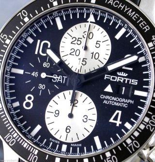 Fortis B - 42 Stratoliner Chronograph 665.  10.  11 L.  01 Bild