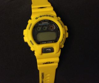 Casio G - Shock Gelb Total Kultig Bild