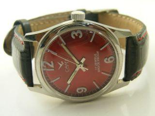 Seltene Camy Swiss Watch FÜr Sammler - Schweiz Uhr - Sehr Gut Bild