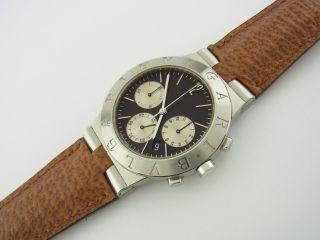 Bulgari Bvlgari Chronograph Ch35s Bild