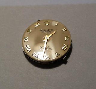Rolex Uhrwerk 6620 Quartz Bild