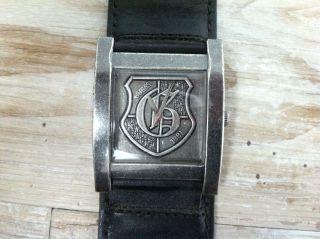Leder Armbanduhr Guess,  Wie,  Damen Und Herren Bild