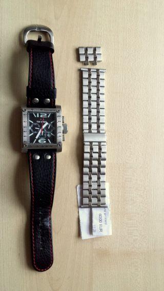 Tw Steel Ceo Goliath Tw116 Armbanduhr Für Herren Bild