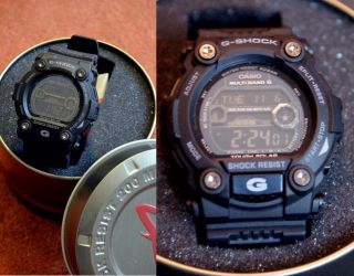 Casio G - Shock Tough Solar Bild