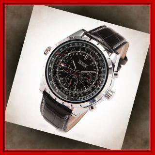 Neue Automatik Armbanduhr Mit 3 Funkt.  Chronos Wunderschön Jetzt Mit Bild