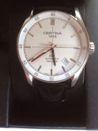 Certina Ds1 Armbanduhr Für Herren (c006.  407.  11.  031.  99) Bild