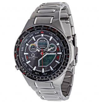 Quality Time Solar - Funk - Armbanduhr