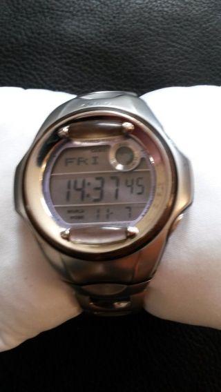 Casio G - Shock Edelstahl Msg - 140 2495 Baby - G Bild