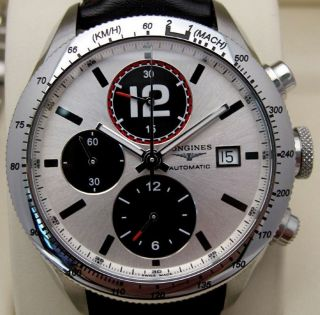 Longines Grande Vitesse Chronograph Automatik Bild