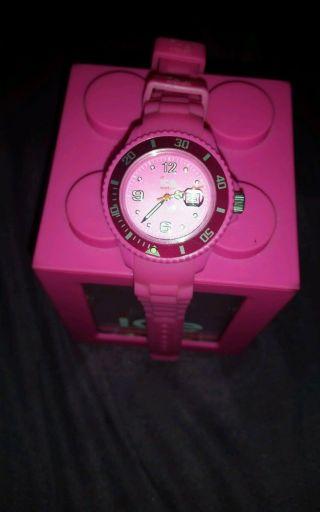 Ice Watch Uhr Pink Bild