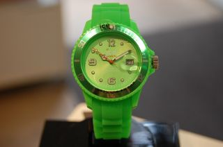 Ice Watch,  Sili Green Unisex,  Grün 100,  Si.  Gn.  U.  S.  09 Bild