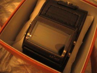 Axcent Digitale Herrenarmbanduhren Schwarz Zero Bild