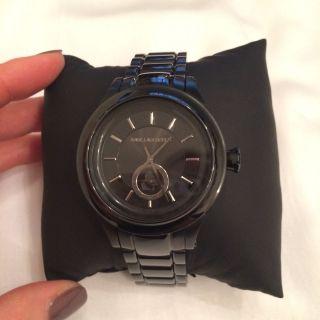 Karl Lagerfeld Armbanduhr Unisex Schwarz Kl - 1201 - Kaufdatum 15.  11.  2014 Bild
