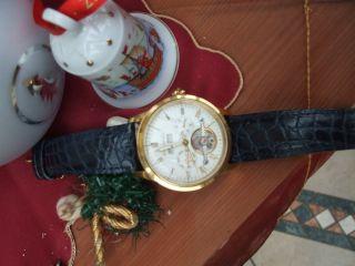 Rover & Lakes Automatik Uhr Damen - Herren Uhr Bild