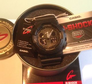 Casio G - Shock Ga - 100 - 1a1er Bild