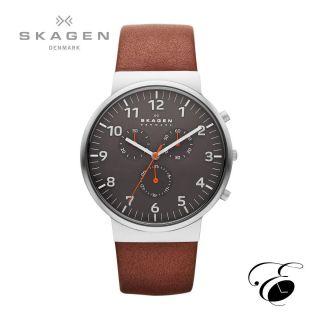 Skagen Skw6099 Uhr Armbanduhr Quarzwerk Analog Bild