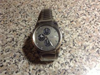 Dolce Und Gabbana Herrenchronograph Time Bild