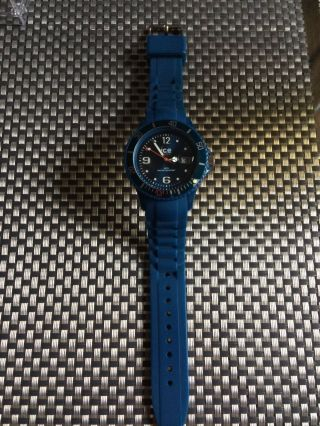 Ice Watch,  Unisex,  Blau (winter - Deep) Bild