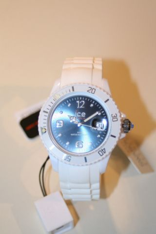 Ice Watch Unisex Sili White - Jeans Unisex Swarowski Bild