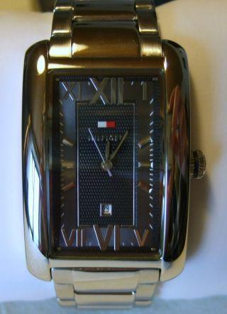 Tommy Hilfiger Uhr Mit Neuwertig Bild