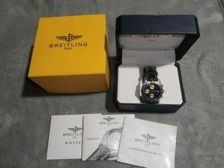 Breitling Chronograph Bild
