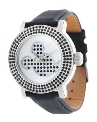 Disney Damen Armbanduhr,  Uhr,  Watch,  Micky Maus Schwarz Di - 094491 - D39 - 1 Bild