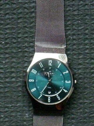 Schöne Flache Skagen Denmark Armbanduhr,  Herrenarmbanduhr,  Hau,  Herrenuhr Bild
