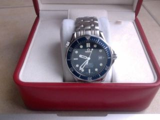 Omega Seamaster Diver 300 M Co - Axial 41 Mm Bild