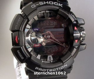Casio G - Shock Gba - 400 - 1aer Bluetooth Bild