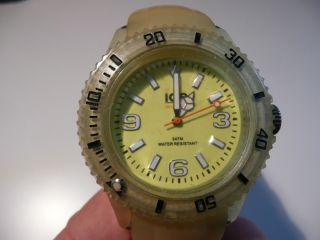 Ice Watch Armbanduhr Herren Neon Yellow Bild