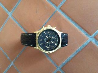 Ebel - Herrenuhr - 18 Karat Gold - Automatik - Chronograph,  Np 14.  600.  00 Bild